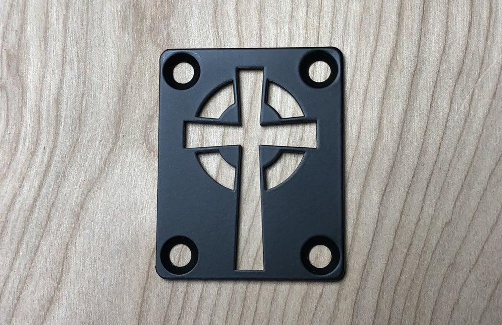Image of Celtic Cross - Industrial Black