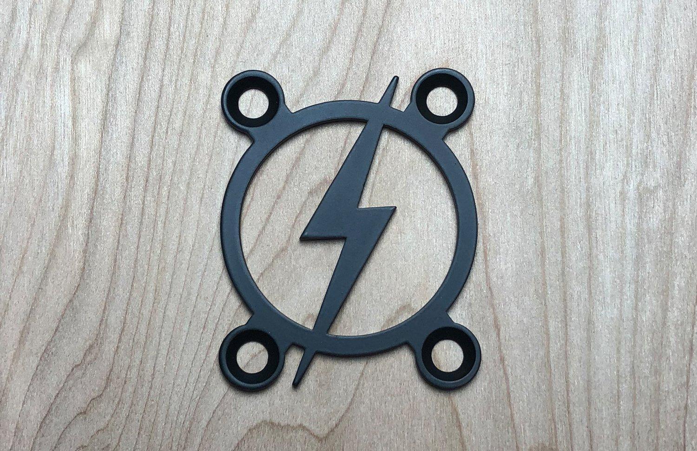 Image of Bolt - Industrial Black