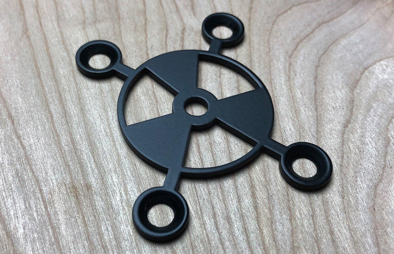Image of Nuke X - Industrial Black
