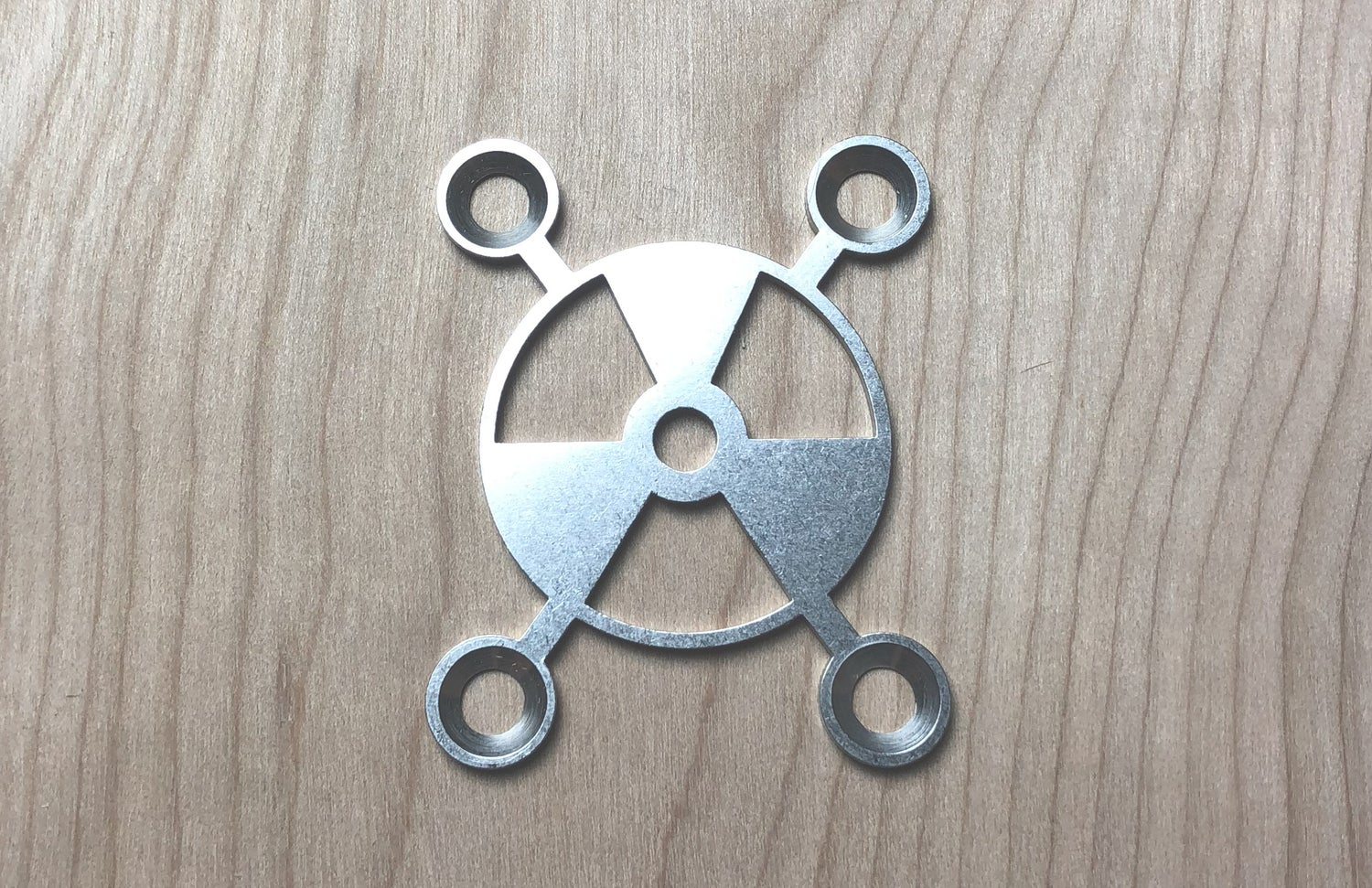 Image of Nuke X - Stainless Steel