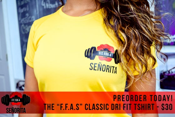 Image of Fit For A Señorita - Classic Dri Fit T-Shirt