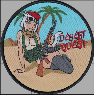 Image of Desert Queen