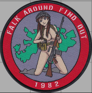 Image of Falk around find out.