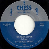 "Image of 7"" Chuck Berry : Havana Moon.  REPRO."