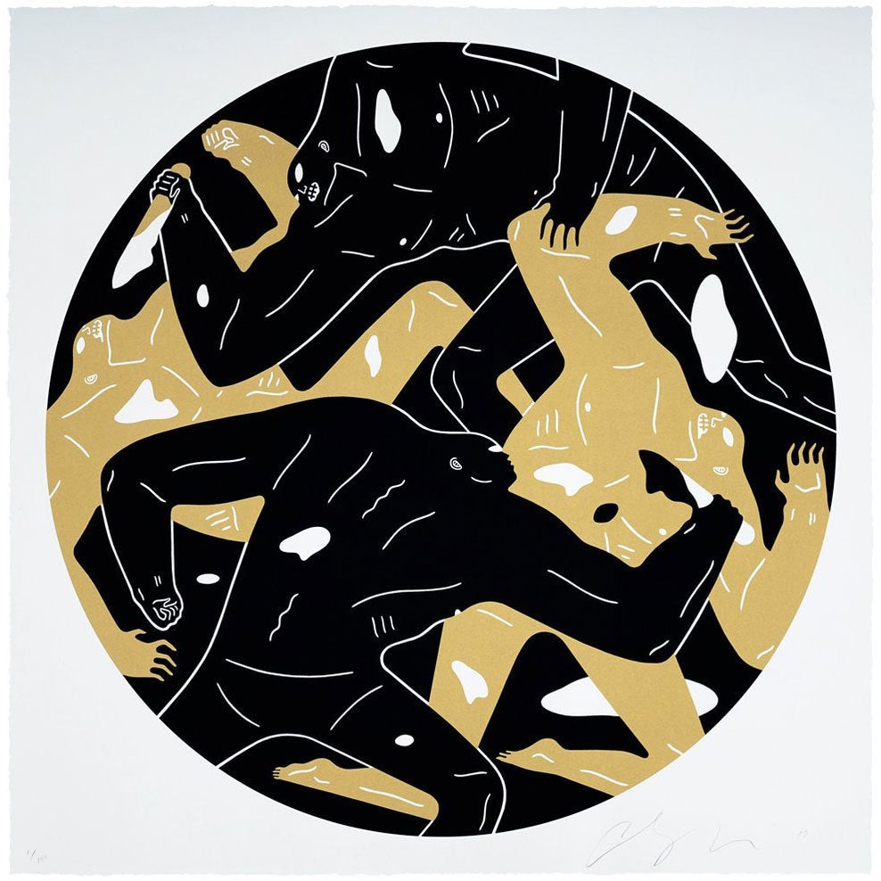 Image of CLEON PETERSON - OUT OF DARKNESS (BLACK)