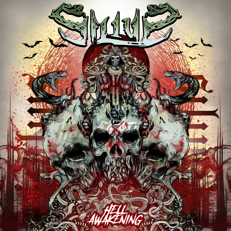Image of Silius - Hell Awakening CD