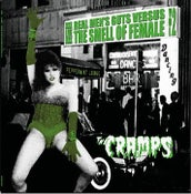 Image of LP. The Cramps : Real Mens Guts Versus The Smell Of Female Vol 2.