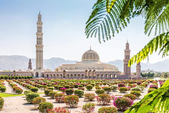 Image of La Grande Mosquée Sultan Qaboos