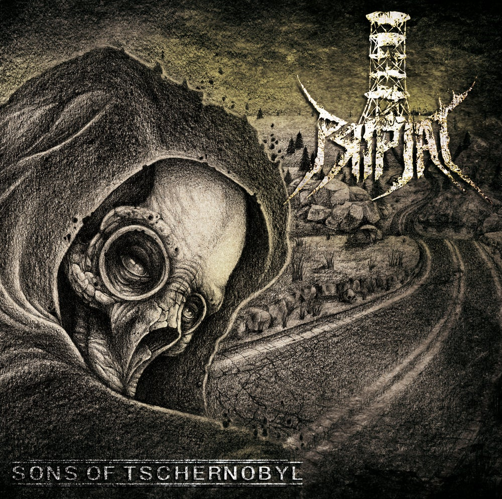 Image of Pripjat - Sons Of Tschernobyl LP