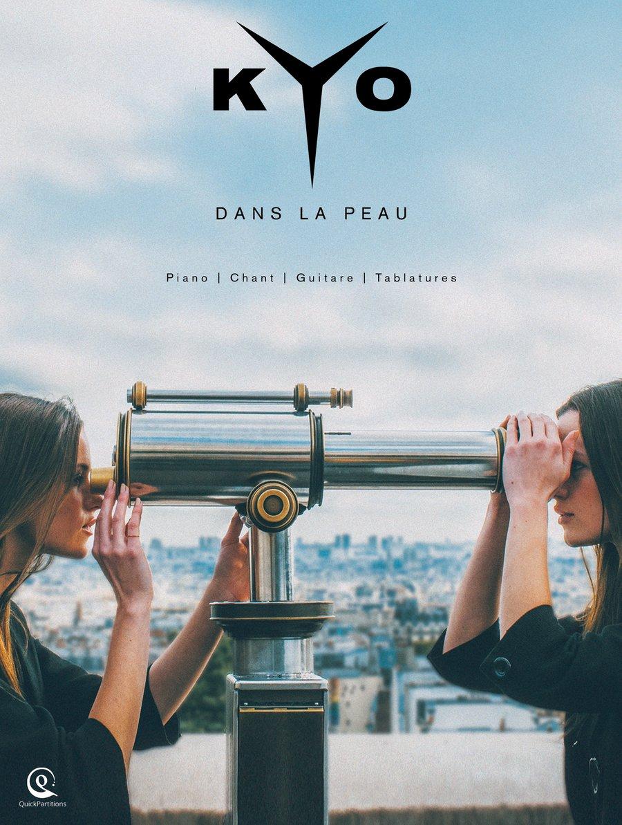 "Image of SONGBOOK ""DANS LA PEAU"" | KYO"