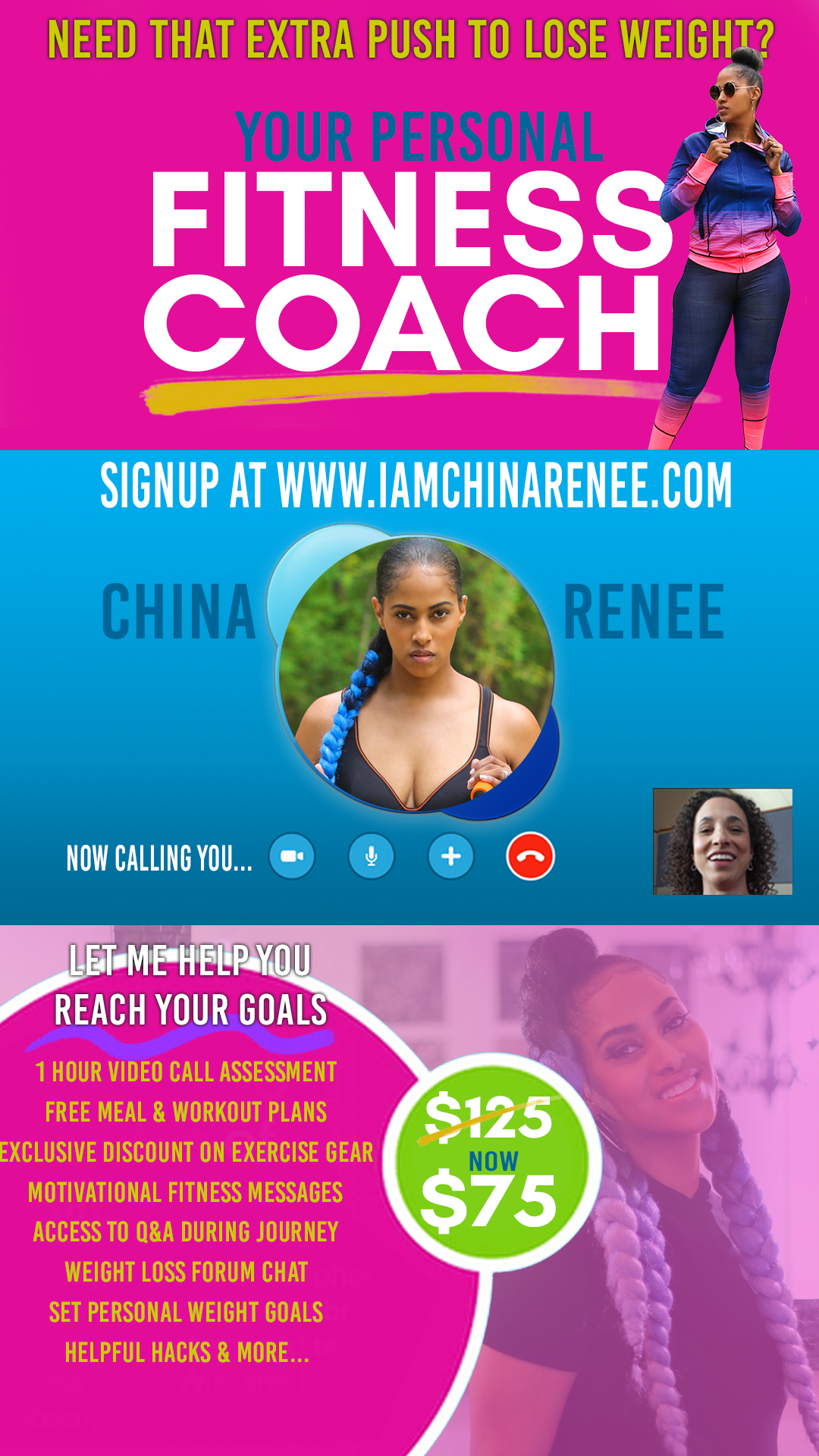 Image of Personal Online Fitness Coach