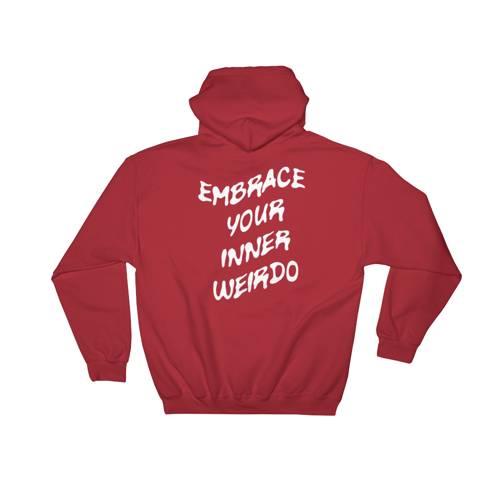 Image of EMBRACE HOODIE