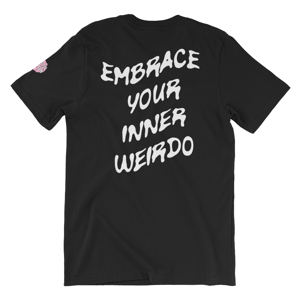 Image of EMBRACE YOUR INNER WEIRDO T-SHIRT