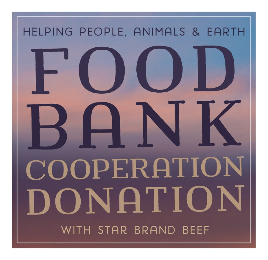 Image of Tax-Deductible Beef Donation to The Food Bank of The Rockies