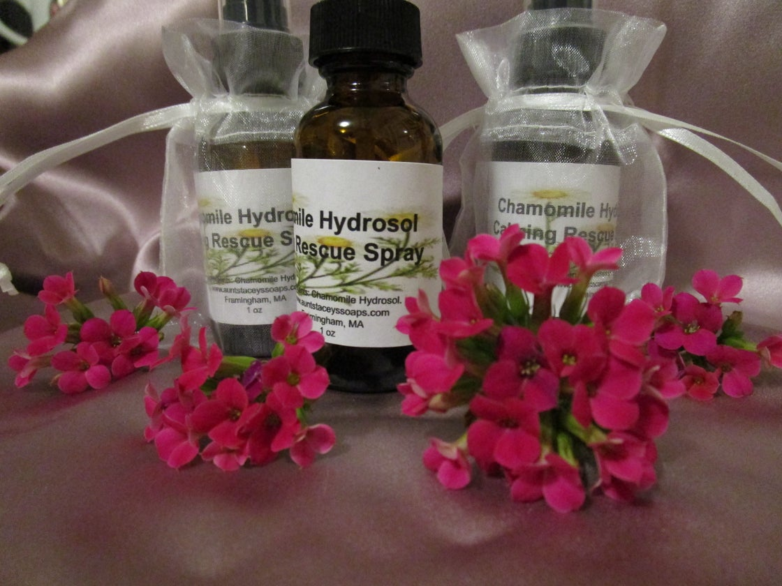 Image of Chamomile Calming Rescue Spray -Hydrosol