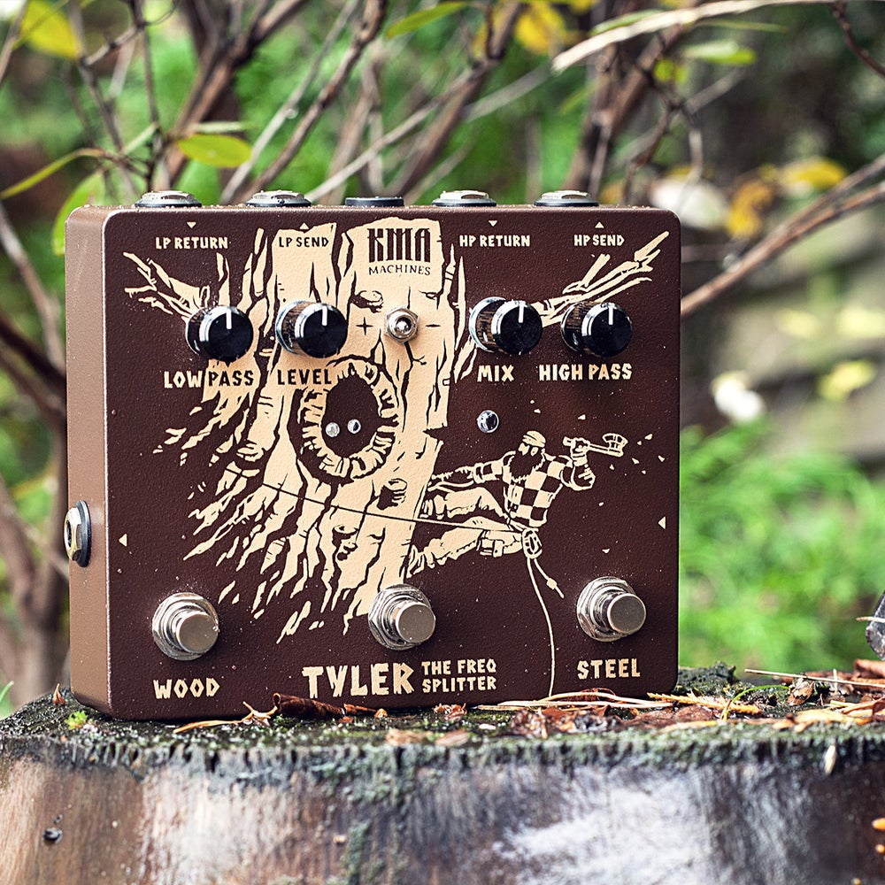 Image of Tyler - The Frequency Splitter
