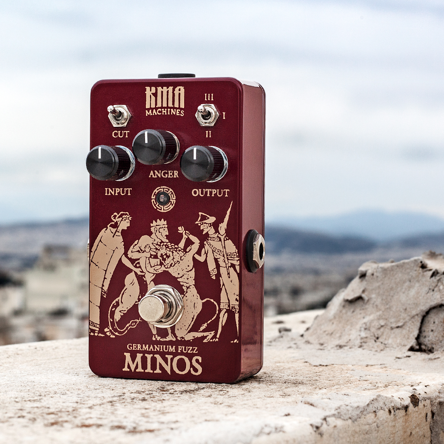 Image of Minos - Germanium Fuzz