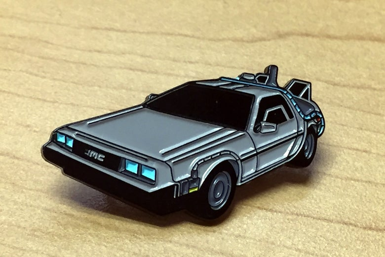 Image of DeLorean