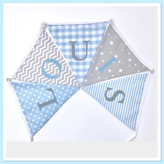 Image of PERSONALISED BUNTING