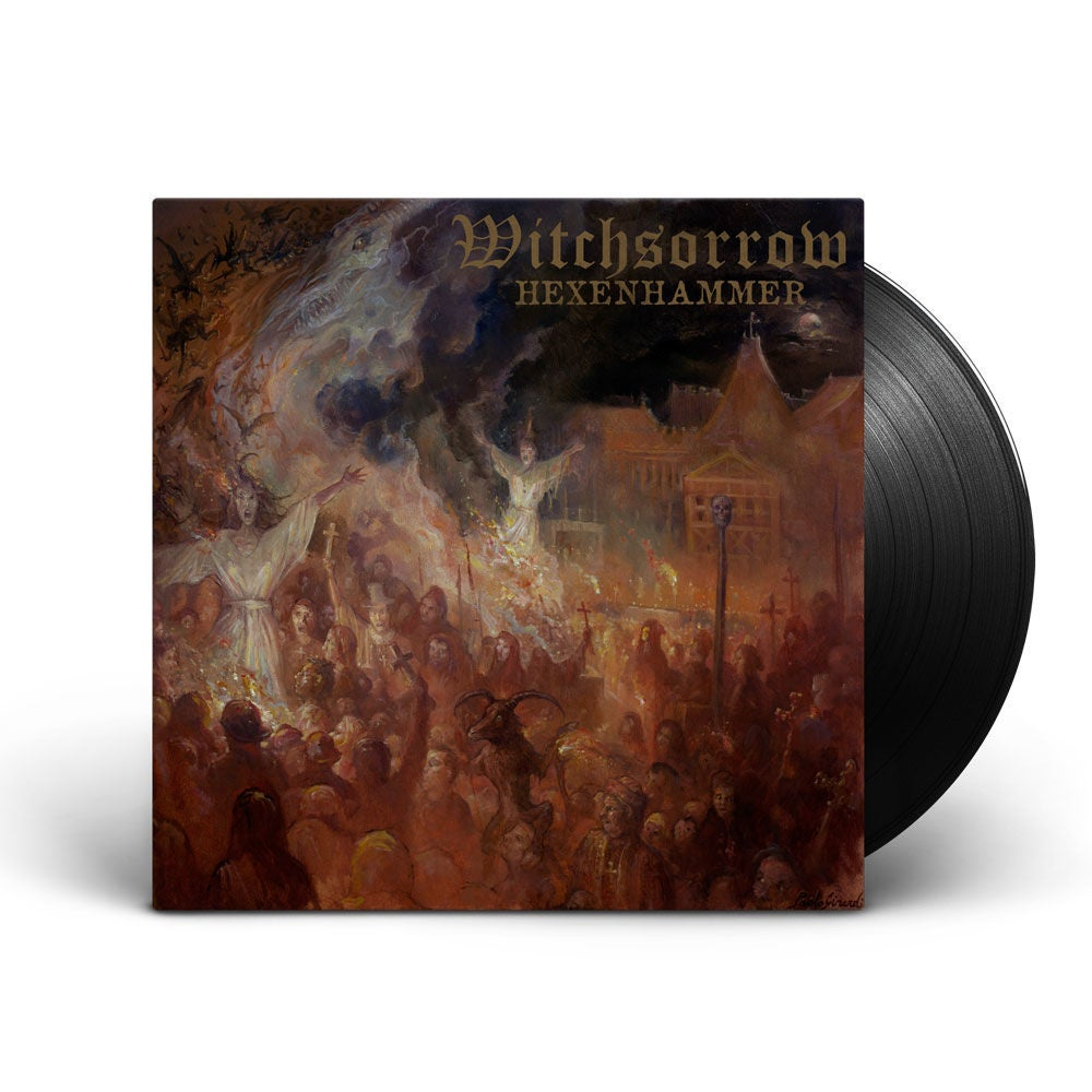 Image of 'Hexenhammer' LP