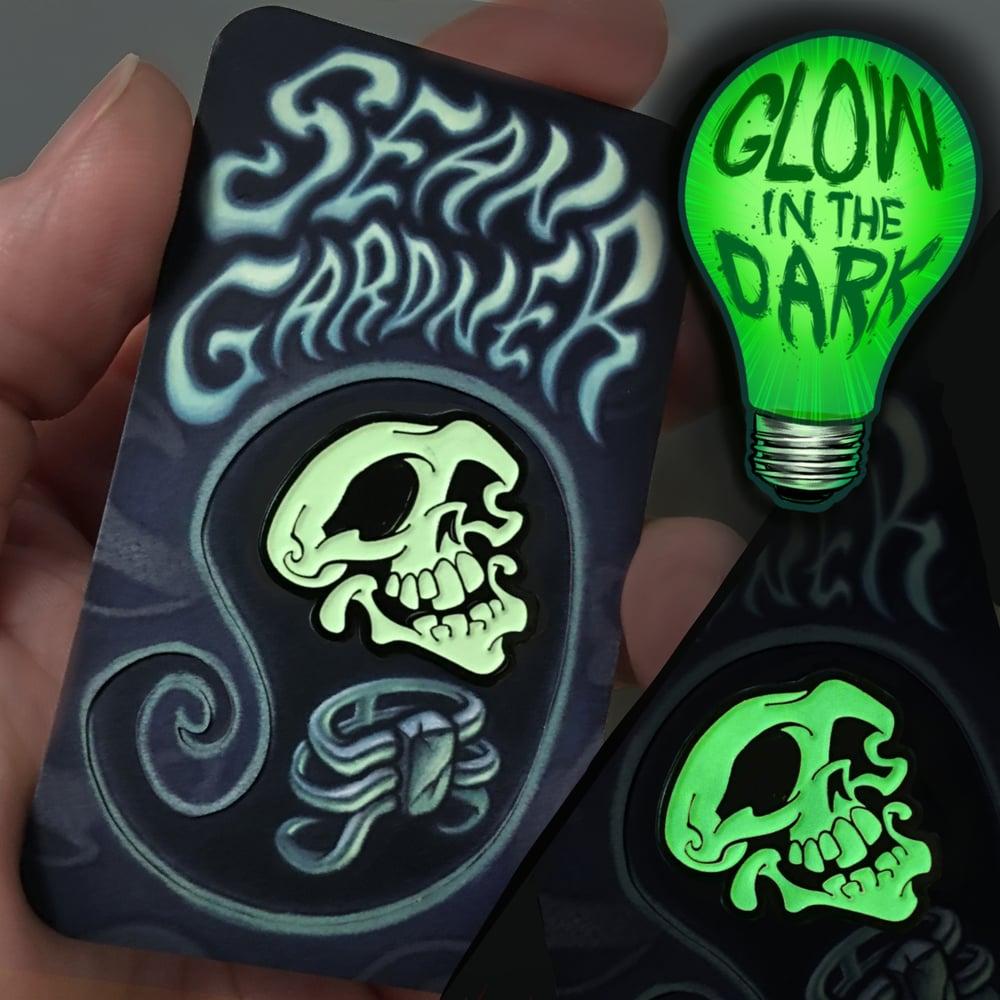 Image of Sean Gardner Enamel Pins!