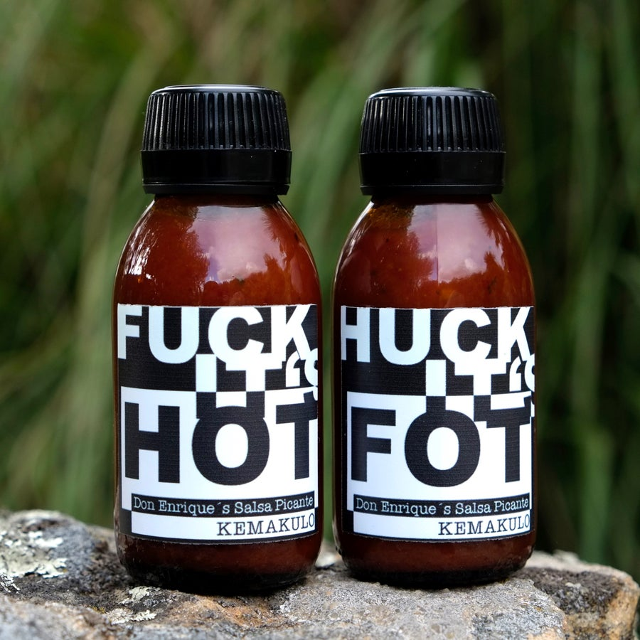Image of KEMAKULO - fuck it's hot/huck it's fot -