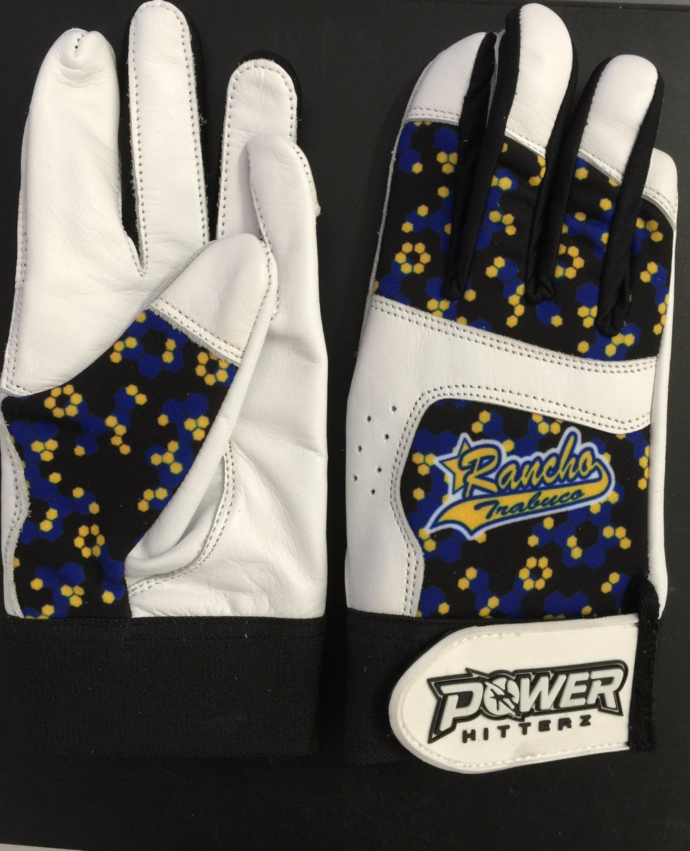 Image of Custom Team Batting Gloves 9 (pair)