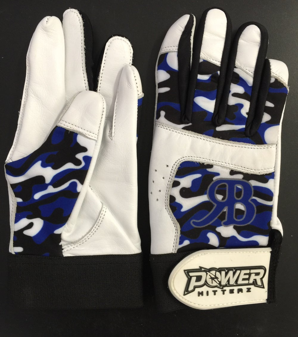 Image of Custom Team Batting Gloves 12 (pair)