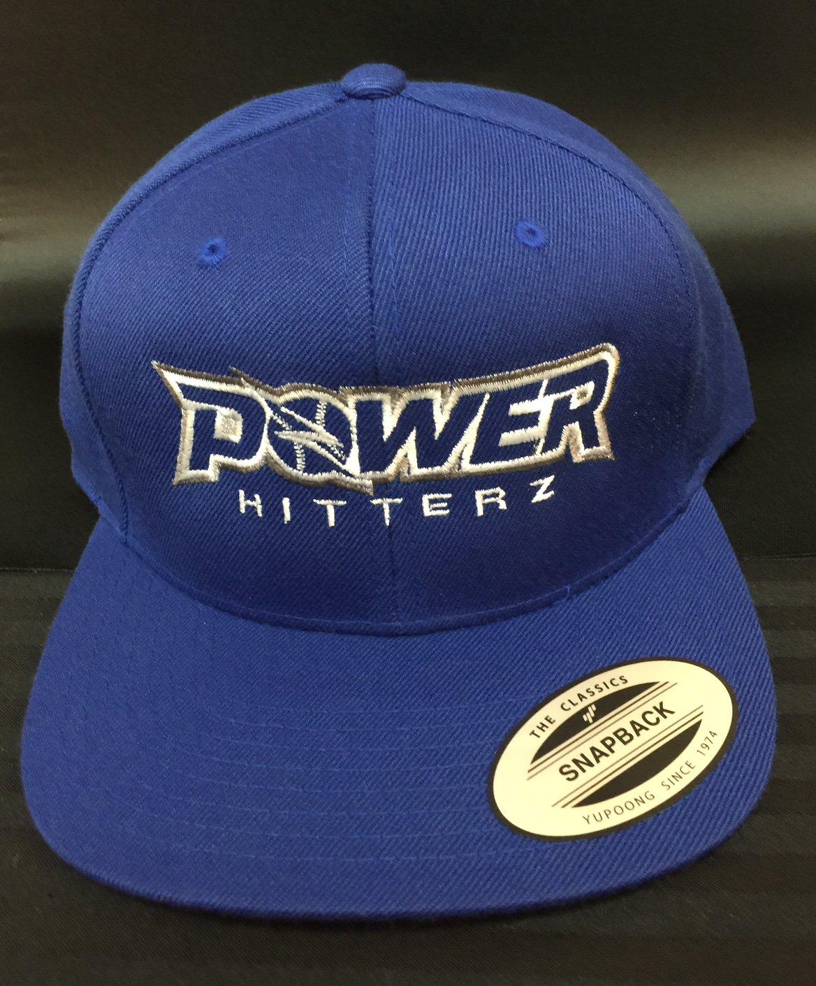Image of PowerHitterz Hat Royal - SNAPBACK