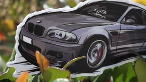 Image of KUWTB Legends E46