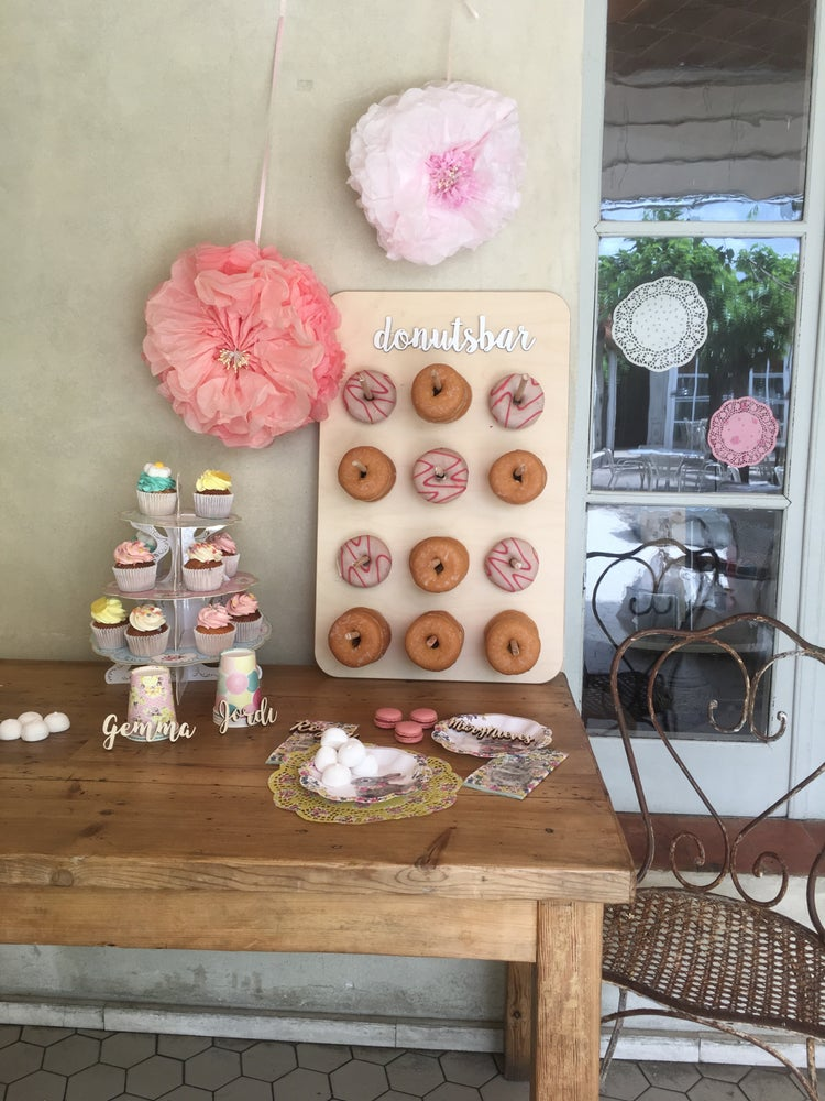 Image of TABLA PARA DONUTS XXL
