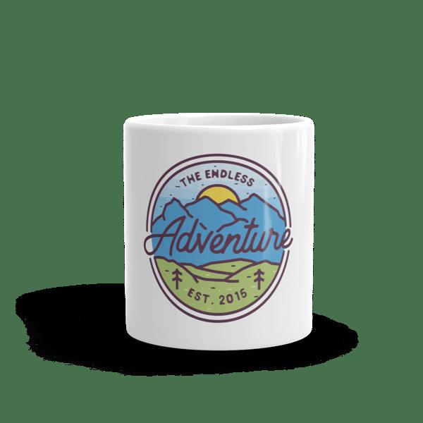 Image of TEA Mountain Scene Mug