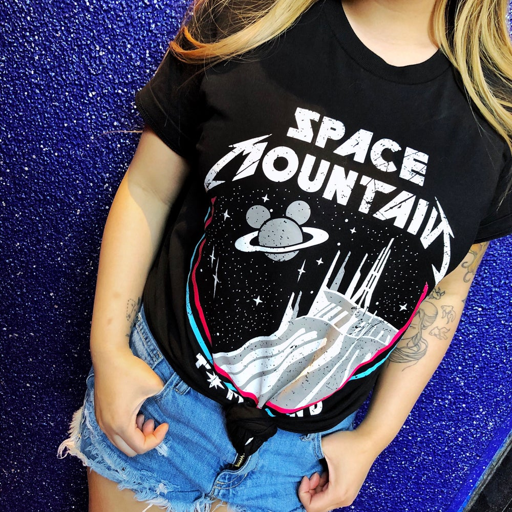 Image of Enter Space Tee