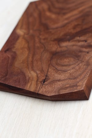 Image of Walnut serving board