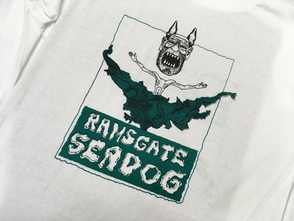 Image of Ramsgate Seadog 2018 tee