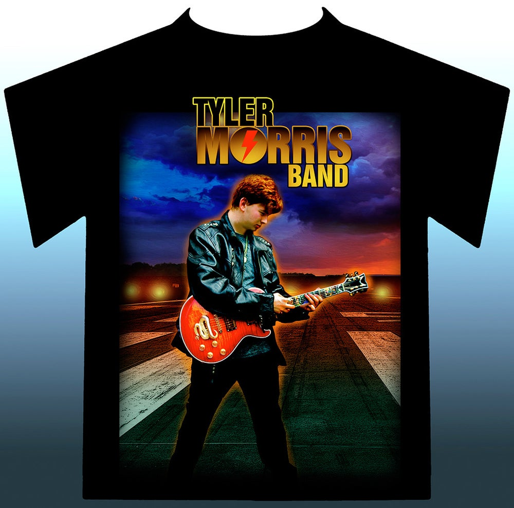 Image of Tyler Morris Next In Line T-Shirt
