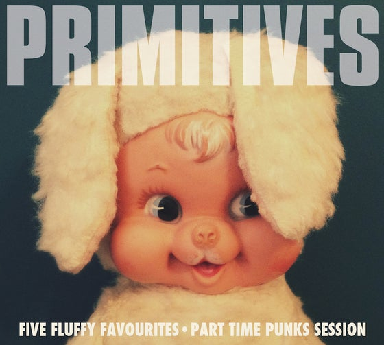 Image of Five Fluffy Favourites • Part Time Punks radio session - CD