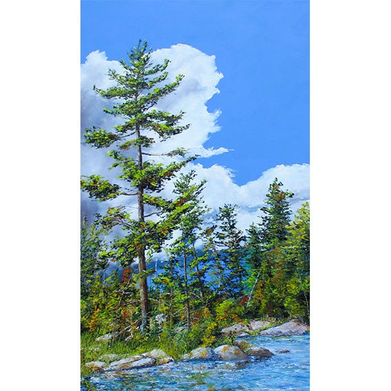Image of - A Paddler's View - [ SOLD ]