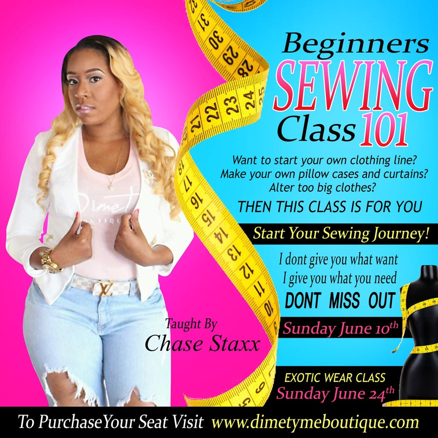 Image of ExoticWear/SwimWear Class One Seat (non refundable) 6/24
