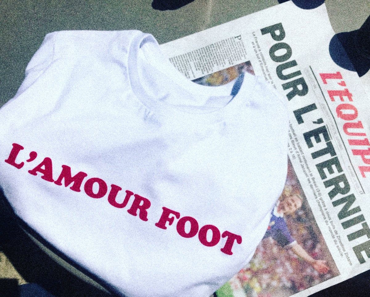 Image of L'AMOUR FOOT