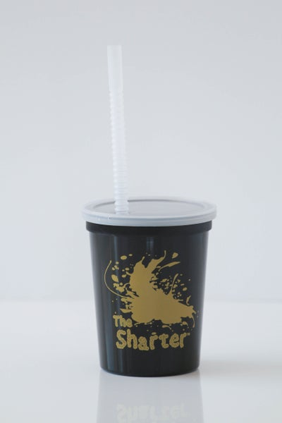 Image of (PRE ORDER)  LIMITED TIME FREE U.S. SHIPPING The Sharter (Black)