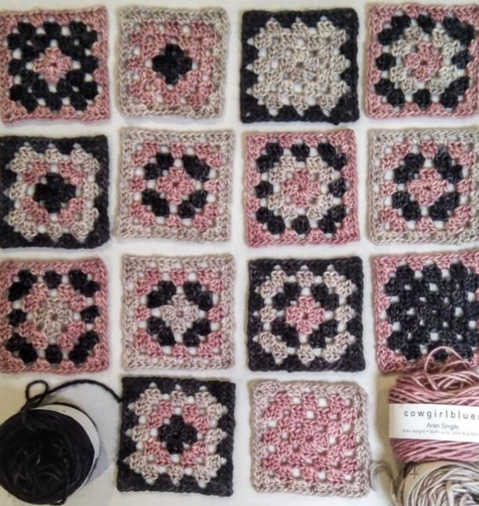 Image of Learn to crochet (for beginners) with Vanessa Ion Saturday August 18th and 25th 10-12noon