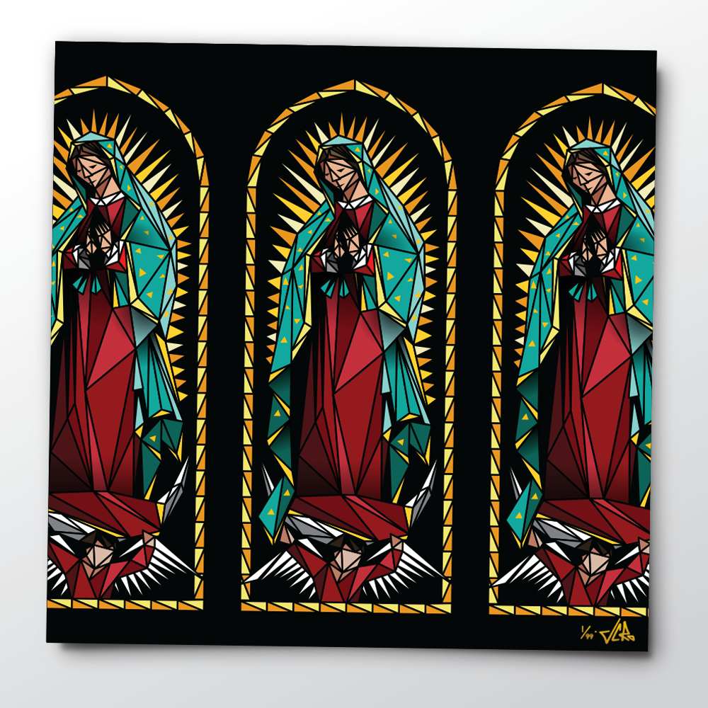 """Image of JCRo - Lady of Guadalupe - 20"""" print"""