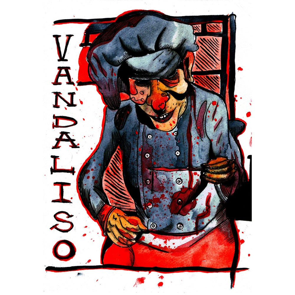 Image of Vandaliso - Keep the Wolves Outside