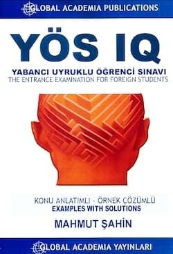 Image of YÖS IQ - Konu Anlatımlı - Örnek Çözümlü - Examples with Solutions