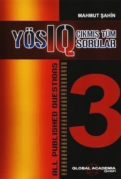 Image of YÖS IQ Çıkmış Tüm Sorular - YÖS All Published Questions - YÖS Kitapları
