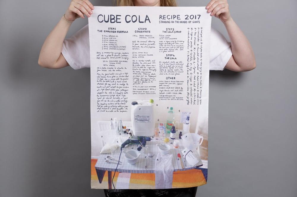 Cube Cola, </i>Still life,</i> 2017