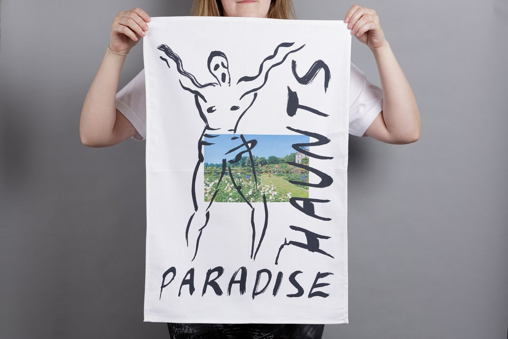 Simon Bayliss, <i>Paradise Haunts (Hestercombe),</i> 2015 – 16