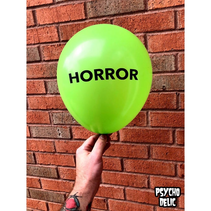 Image of Horror Balloon