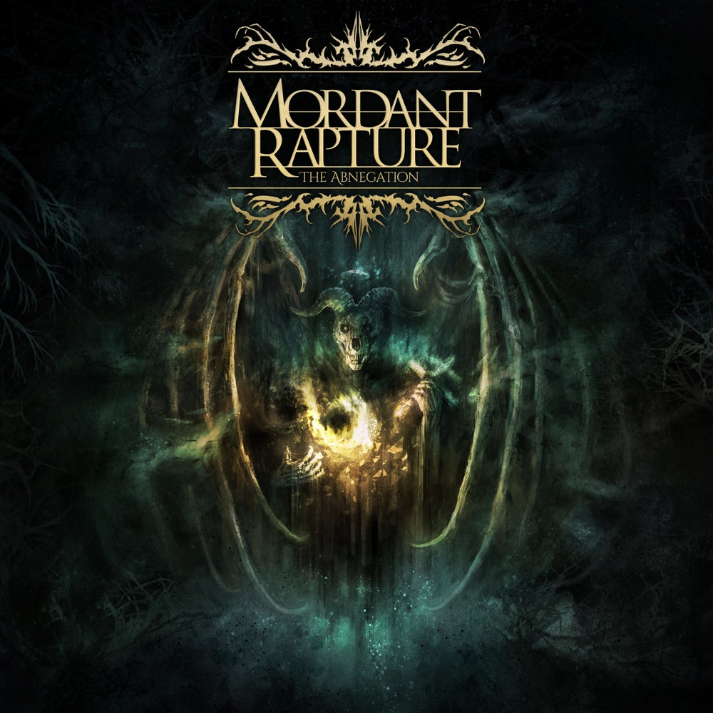 Image of MORDANT RAPTURE - The Abnegation - CD